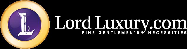 Lord Luxury - Fine Gentlemen's necessities - Logo